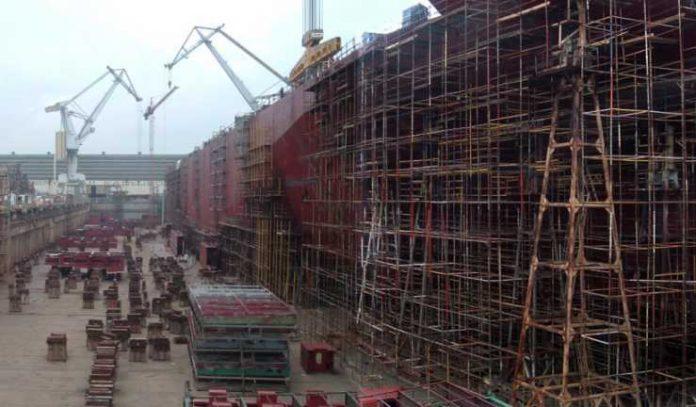 Investasi industri kapal