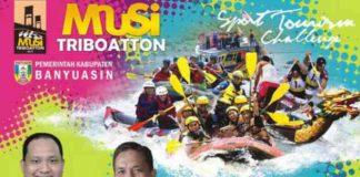 Musi Triboatton 2015