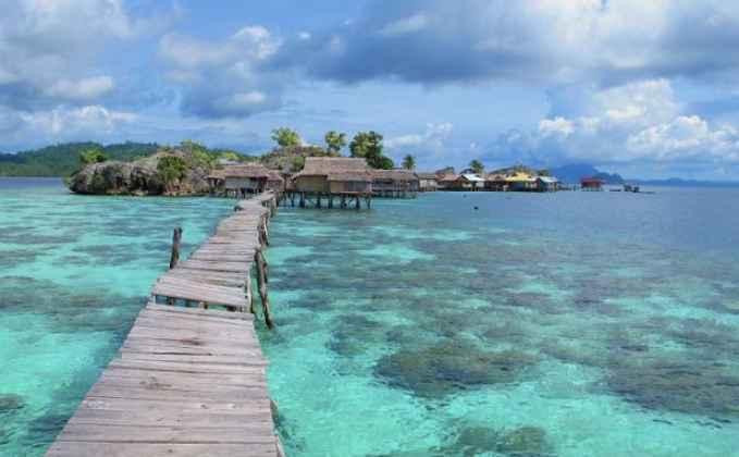 wisata bahari suku bajo