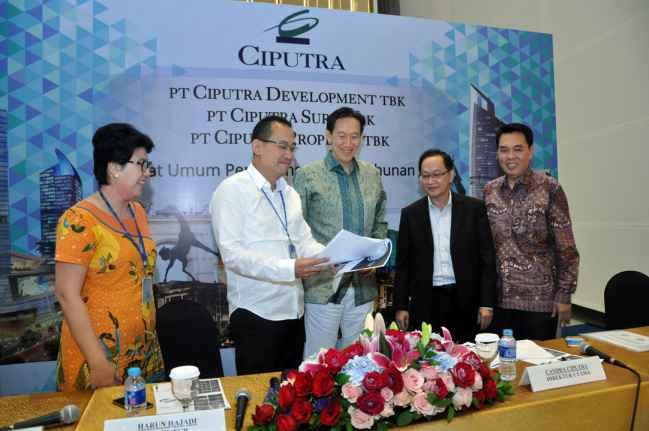 PUBLIC EXPOSE CIPUTRA GROUP