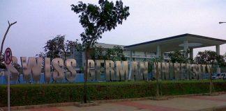 Kampus SGU