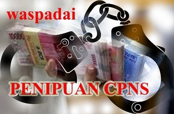 Ilustrasi Penipuan Cpns Release Insider