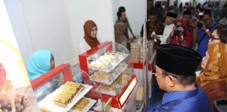 Kawasan Halal Fair