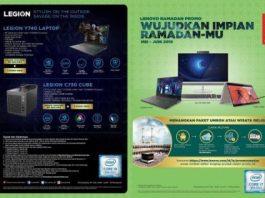 Lenovo Mewujudkan Impian Ramadhan dengan Promo Menarik